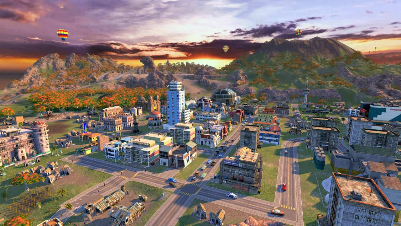 Nice Images Collection: Tropico 4 Desktop Wallpapers