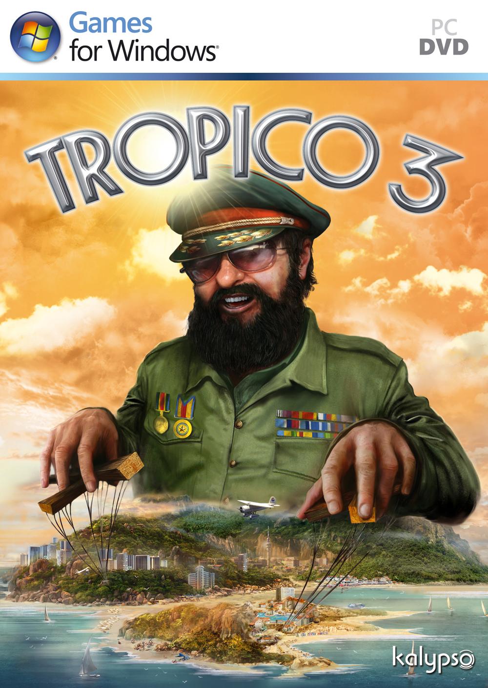 Tropico Pics, Video Game Collection