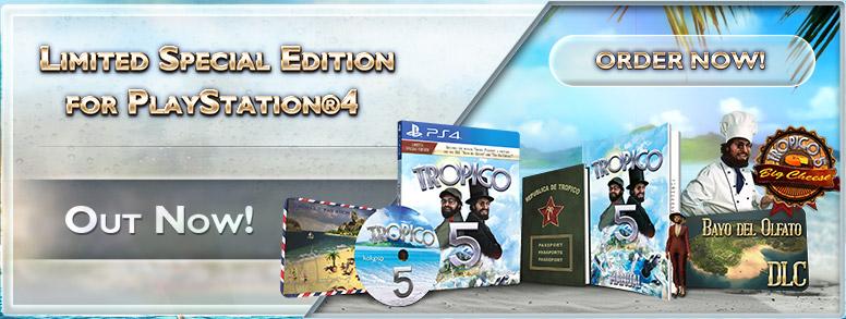 Tropico Backgrounds, Compatible - PC, Mobile, Gadgets| 776x293 px