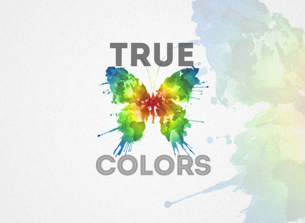 High Resolution Wallpaper | True Colors 1060x775 px