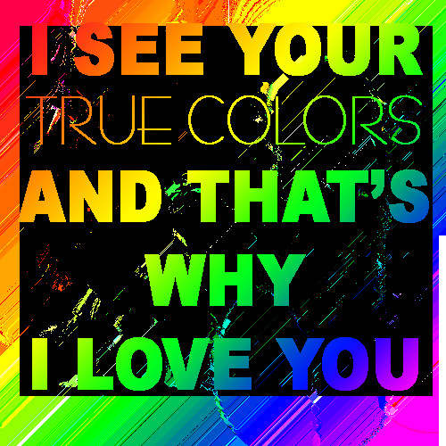HQ True Colors Wallpapers | File 153.34Kb
