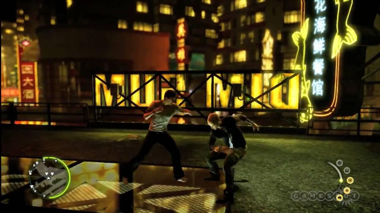 True Crime: Hong Kong Pics, Video Game Collection