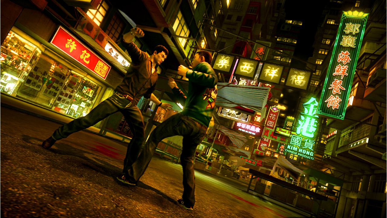 HD Quality Wallpaper | Collection: Video Game, 1280x720 True Crime: Hong Kong