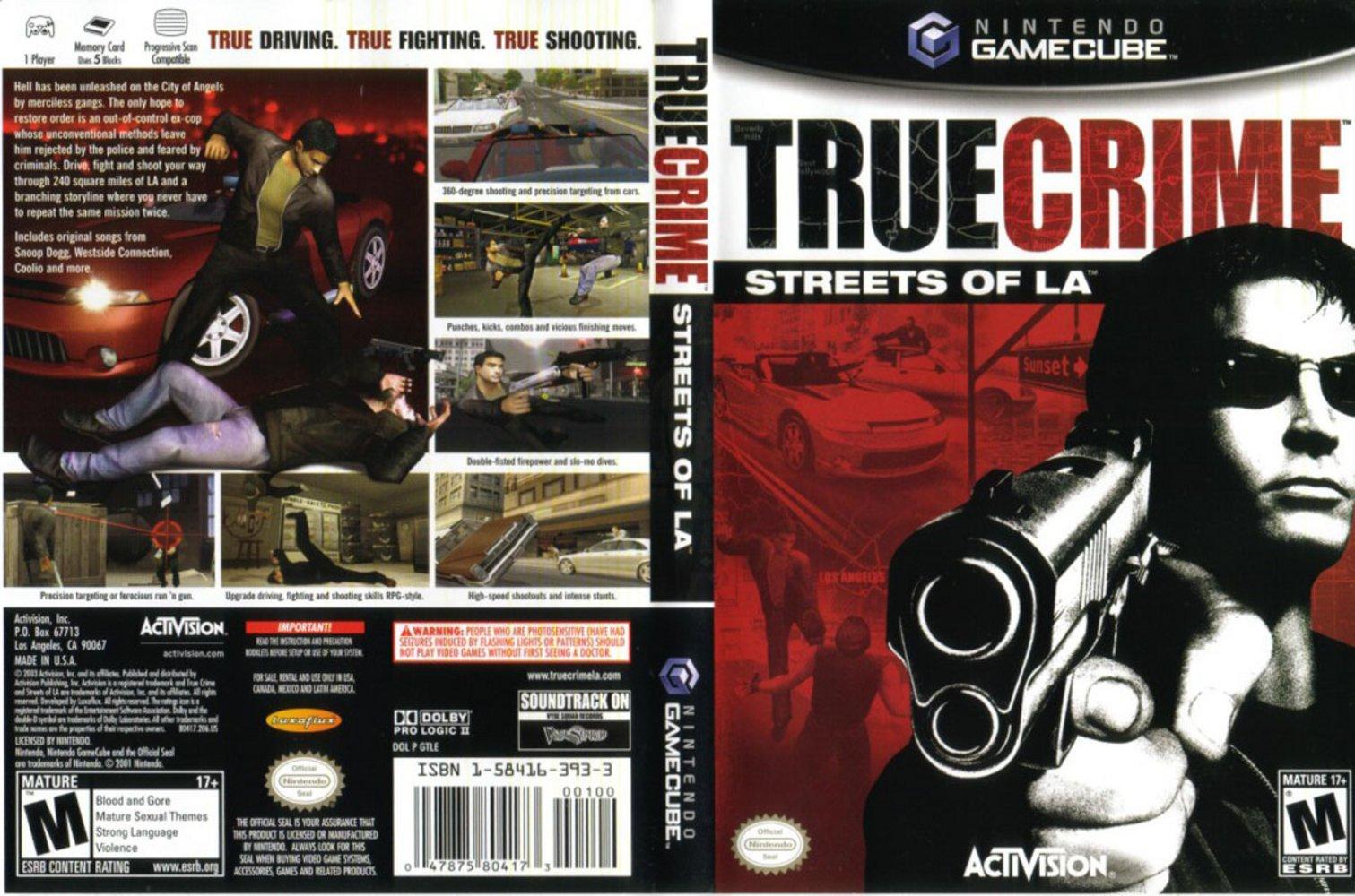 1511x1000 > True Crime: Streets Of LA Wallpapers
