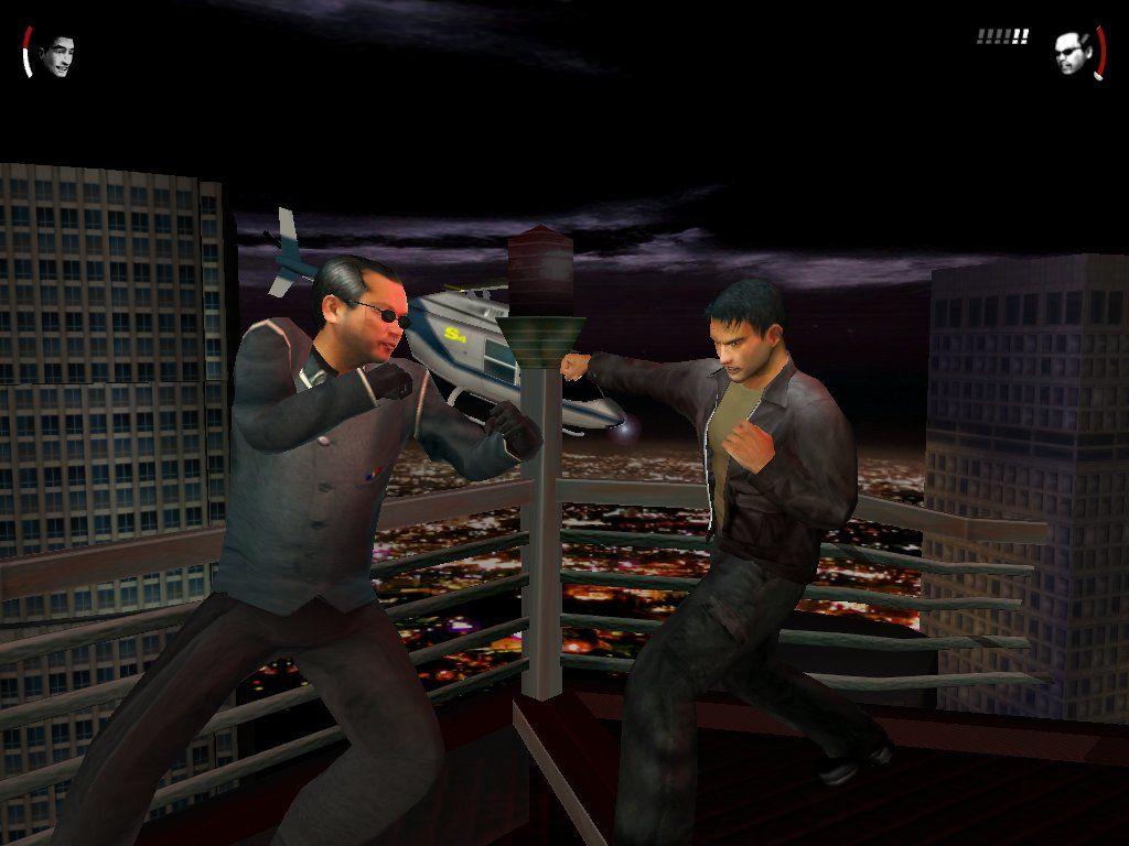 True Crime: Streets Of LA Pics, Video Game Collection