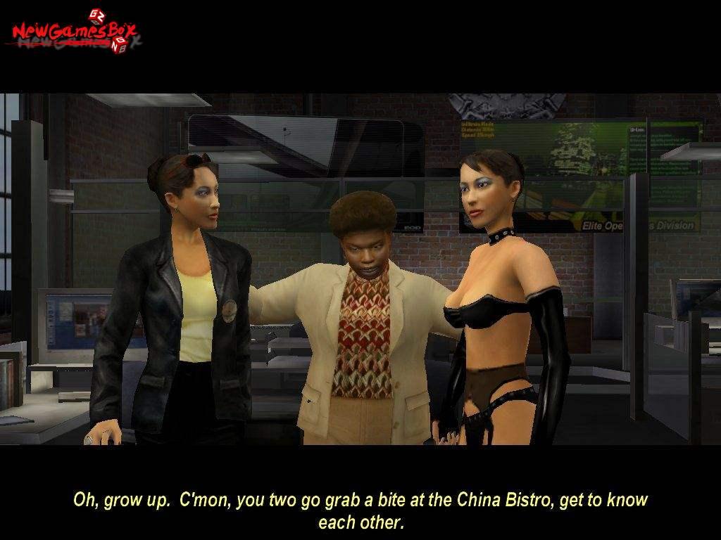 True Crime: Streets Of LA Backgrounds, Compatible - PC, Mobile, Gadgets  1024x768 px