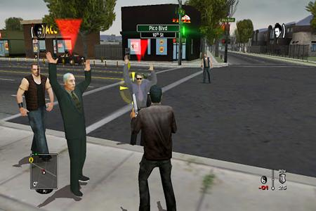 HD Quality Wallpaper   Collection: Video Game, 450x300 True Crime: Streets Of LA