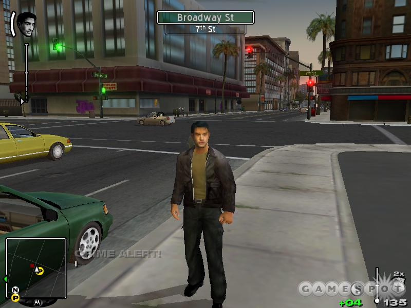 HD Quality Wallpaper   Collection: Video Game, 800x600 True Crime: Streets Of LA