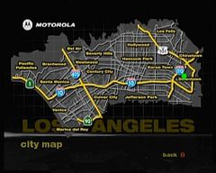 Nice wallpapers True Crime: Streets Of LA 240x192px