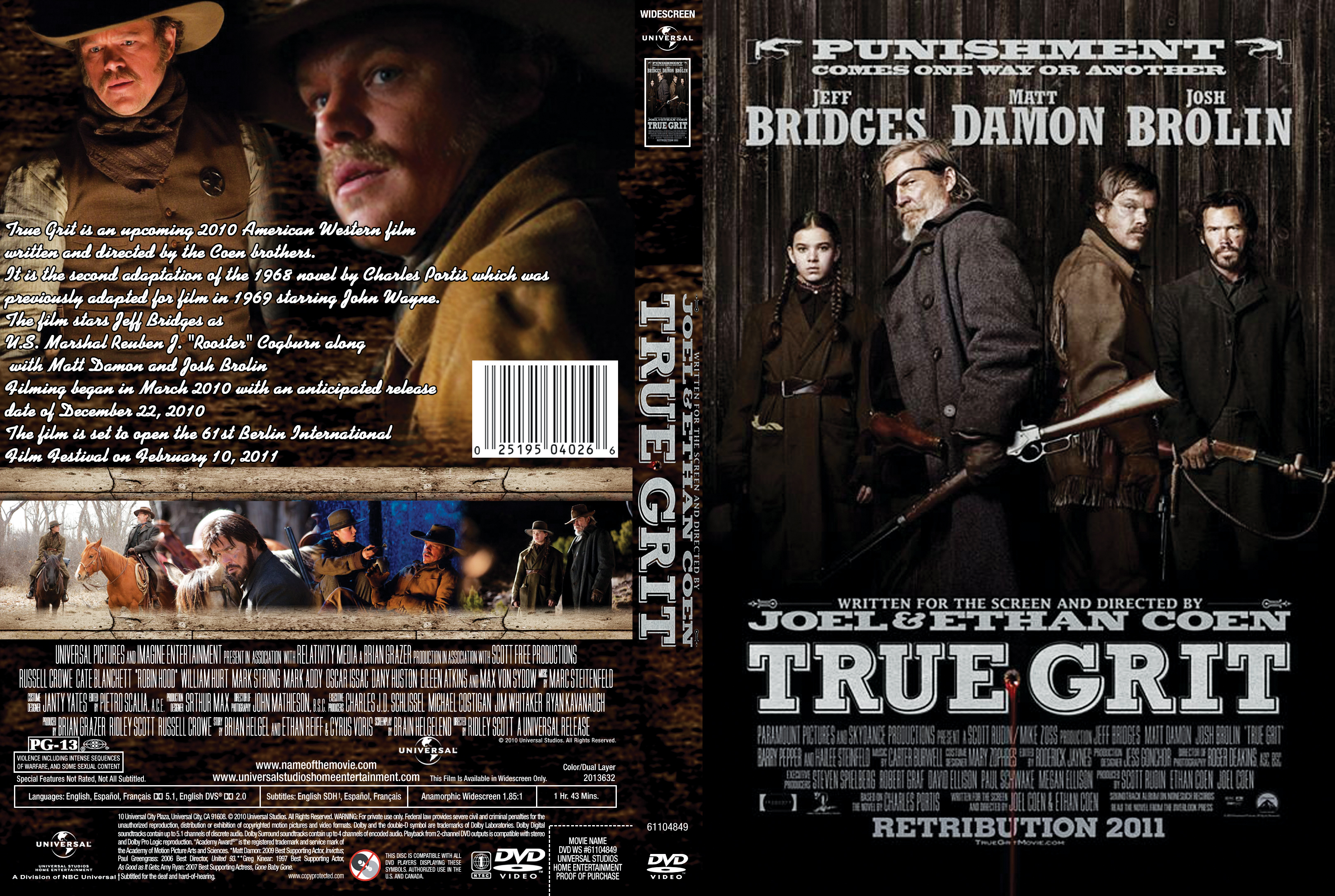 True Grit 2010 Wallpapers Movie Hq True Grit 2010 Pictures 4k Wallpapers 2019