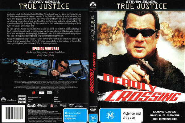 Nice wallpapers True Justice: Deadly Crossing 600x400px