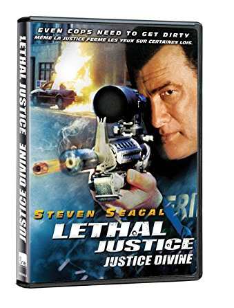 True Justice: Lethal Justice Pics, Movie Collection