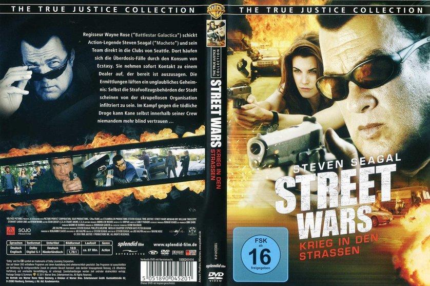 Nice Images Collection: True Justice: Street Wars Desktop Wallpapers