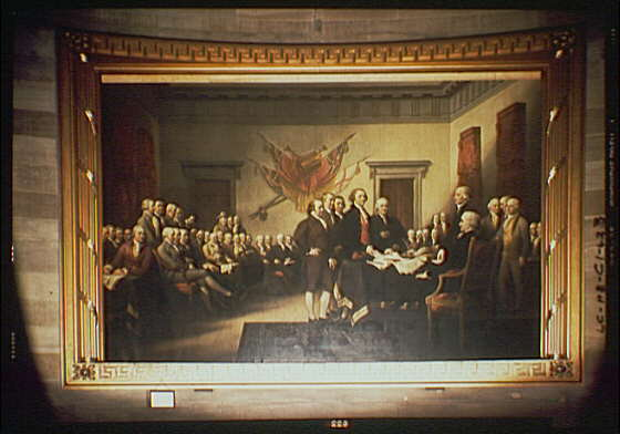560x392 > Trumbull's Declaration Of Independence Wallpapers