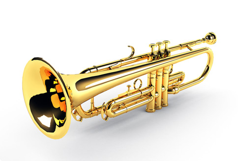 HQ Trumpet Wallpapers | File 42.37Kb
