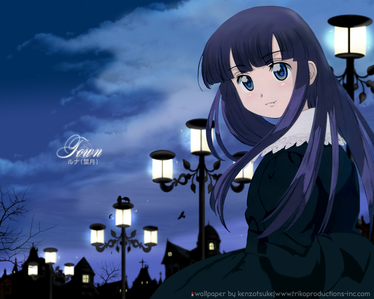 Images of Tsukuyomi: Moon Phase | 1280x1024