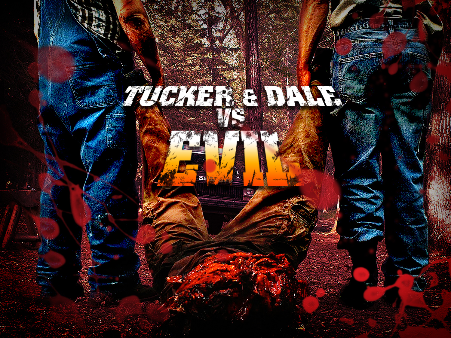 Tucker And Dale Vs Evil High Quality Background on Wallpapers Vista