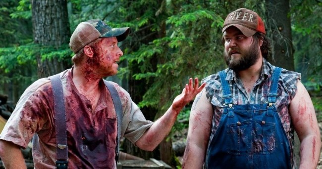 Nice wallpapers Tucker And Dale Vs Evil 650x342px
