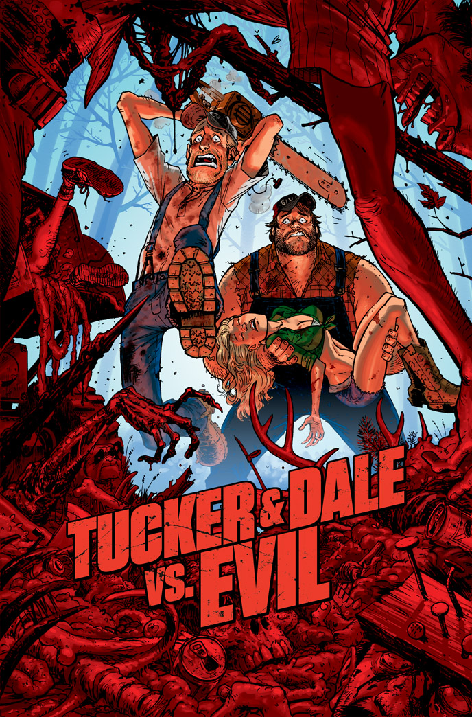 Images of Tucker And Dale Vs Evil | 688x1044