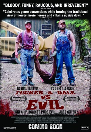 Nice wallpapers Tucker And Dale Vs Evil 300x433px