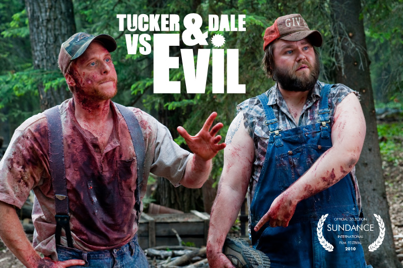 Tucker And Dale Vs Evil Backgrounds, Compatible - PC, Mobile, Gadgets| 800x533 px