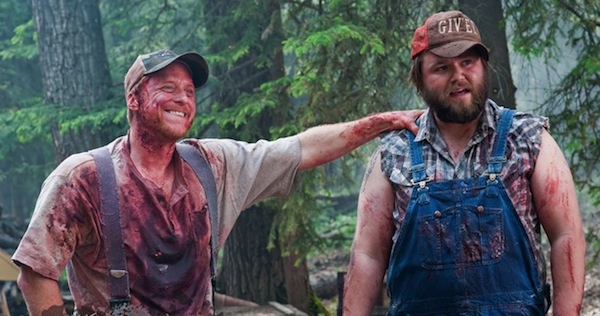 HD Quality Wallpaper | Collection: Movie, 600x316 Tucker And Dale Vs Evil