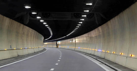Tunnel Pics, Artistic Collection