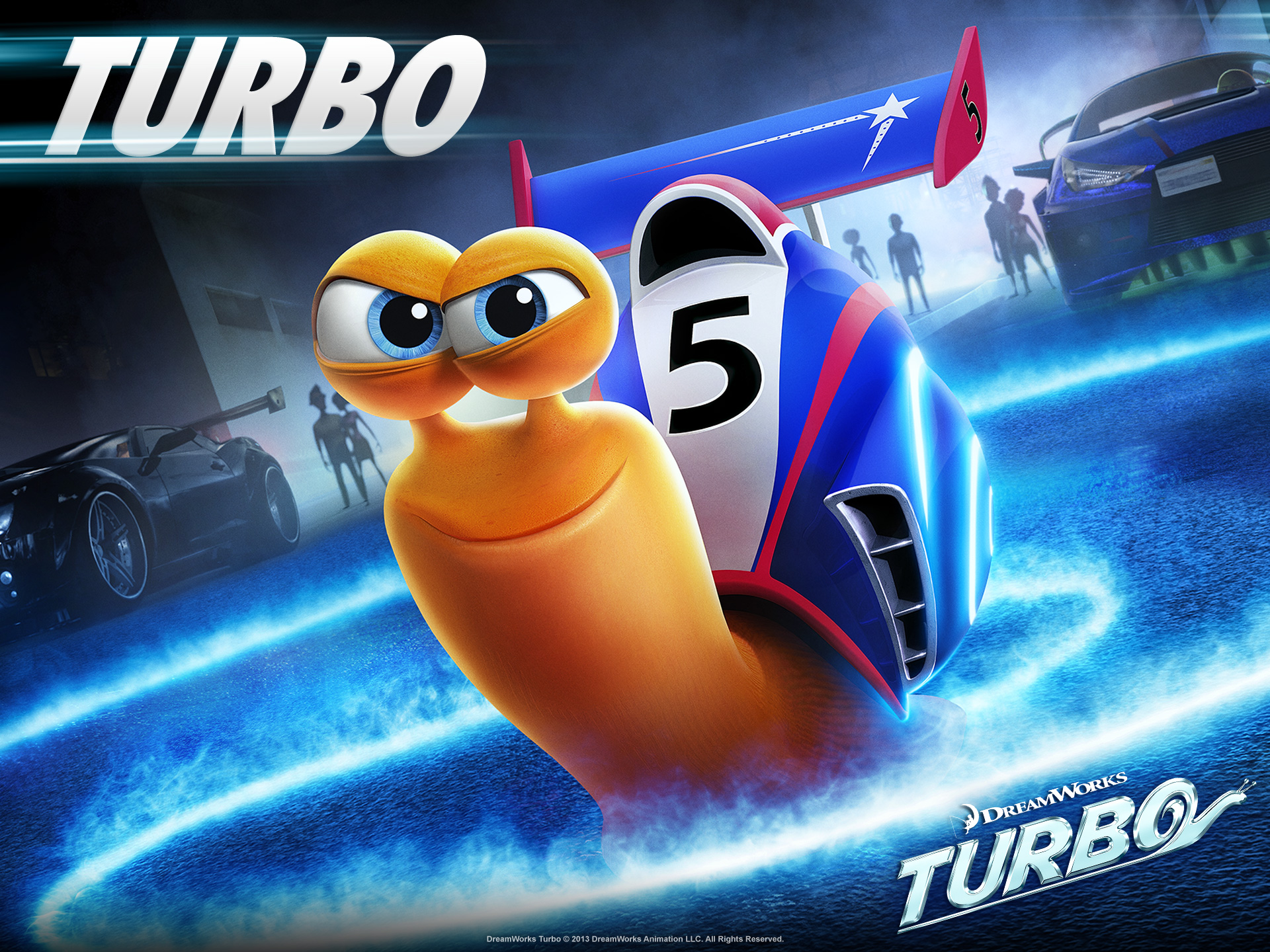 Amazing Turbo Pictures & Backgrounds