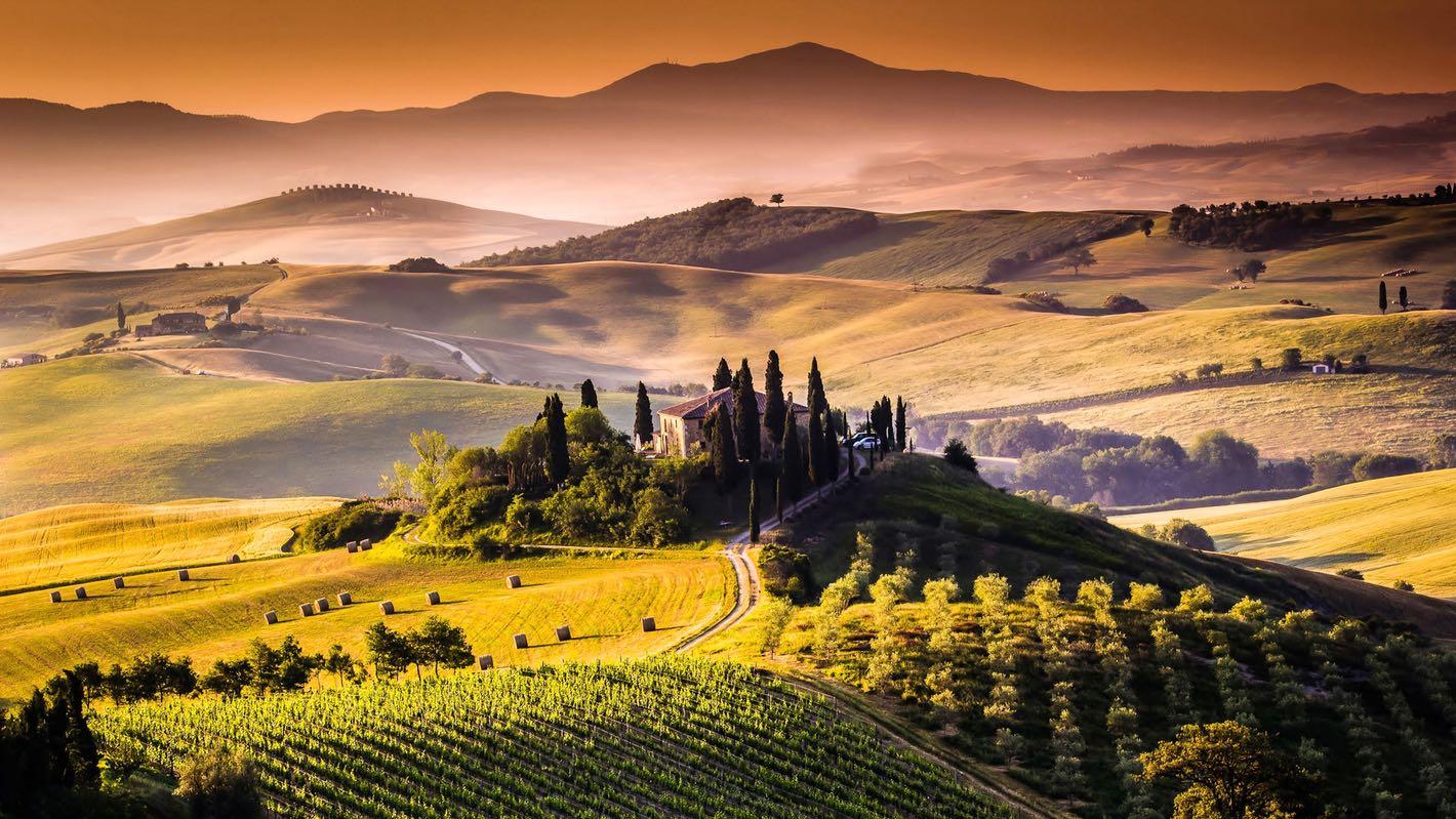 Tuscany HD wallpapers, Desktop wallpaper - most viewed