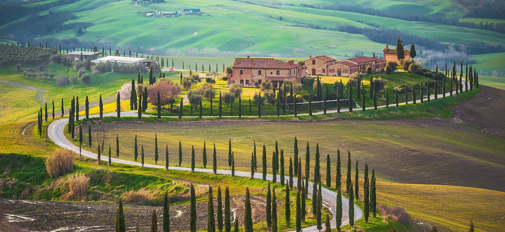 Amazing Tuscany Pictures & Backgrounds