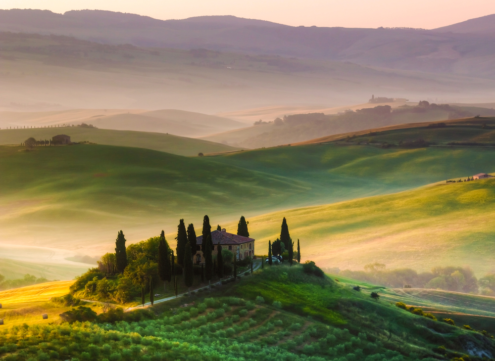 High Resolution Wallpaper | Tuscany 1000x730 px