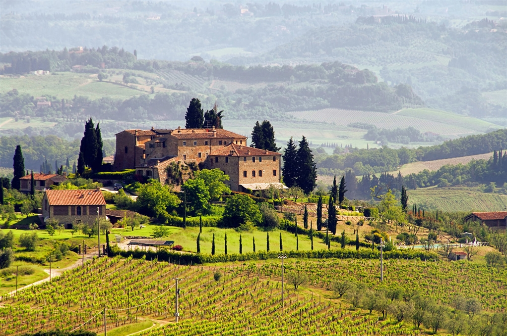 HD Quality Wallpaper | Collection: Photography, 1022x679 Tuscany