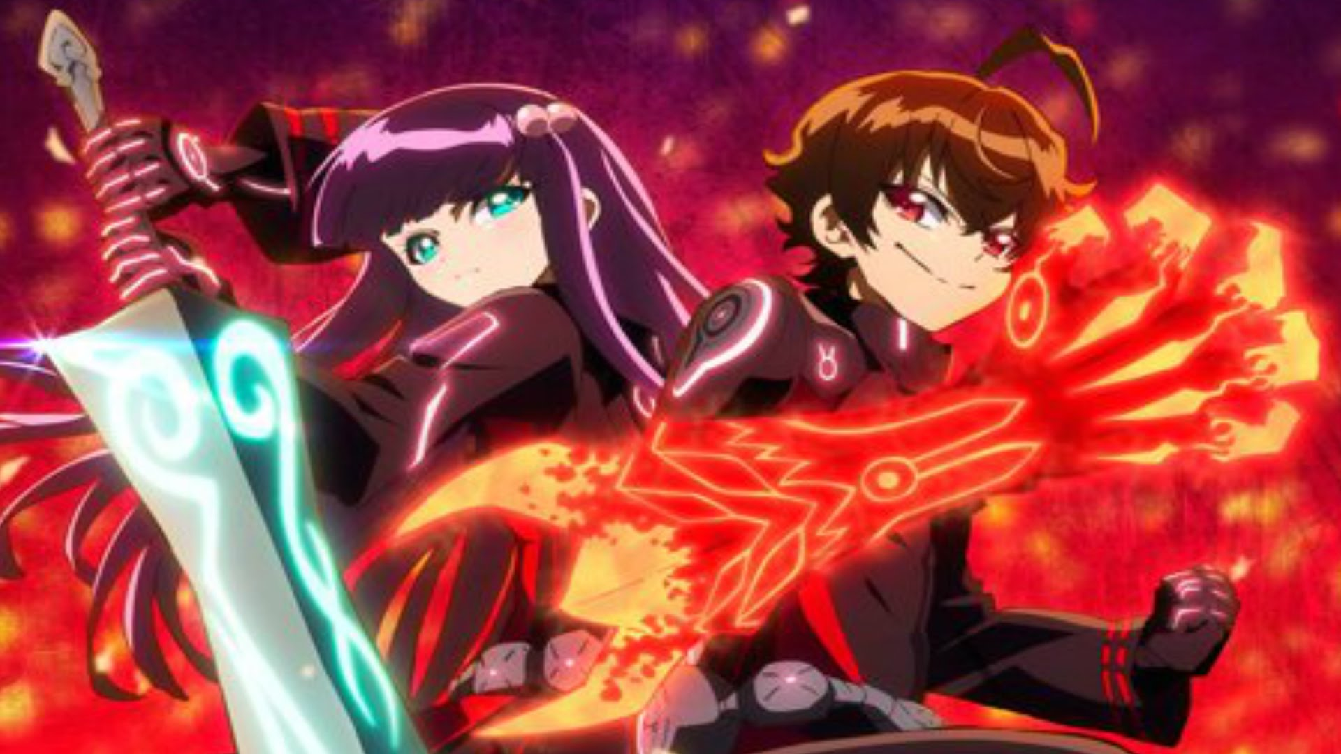 HQ Twin Star Exorcists Wallpapers | File 195.89Kb