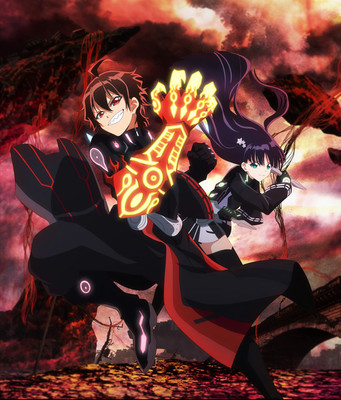 Images of Twin Star Exorcists | 341x400