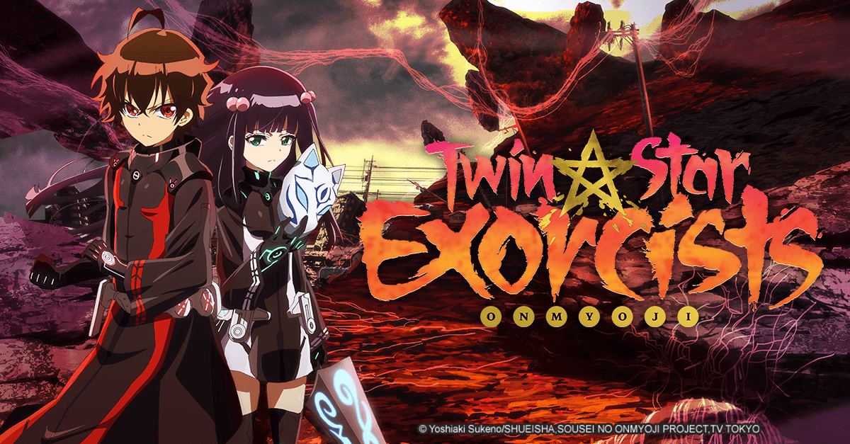Nice Images Collection: Twin Star Exorcists Desktop Wallpapers