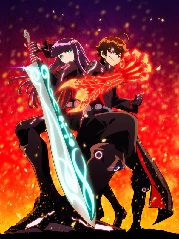 600x797 > Twin Star Exorcists Wallpapers