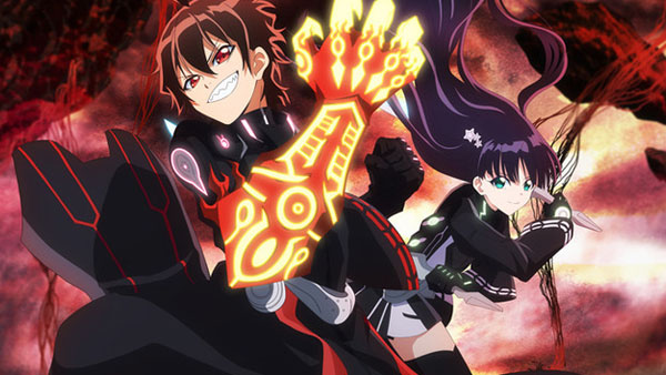 Twin Star Exorcists High Quality Background on Wallpapers Vista