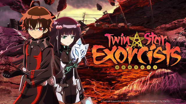 HD Quality Wallpaper | Collection: Anime, 640x360 Twin Star Exorcists