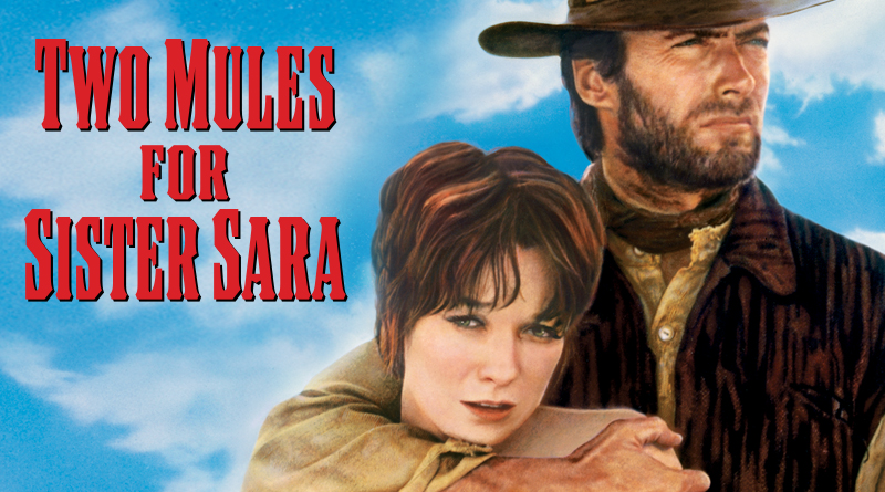 HD Quality Wallpaper | Collection: Movie, 800x445 Two Mules For Sister Sara