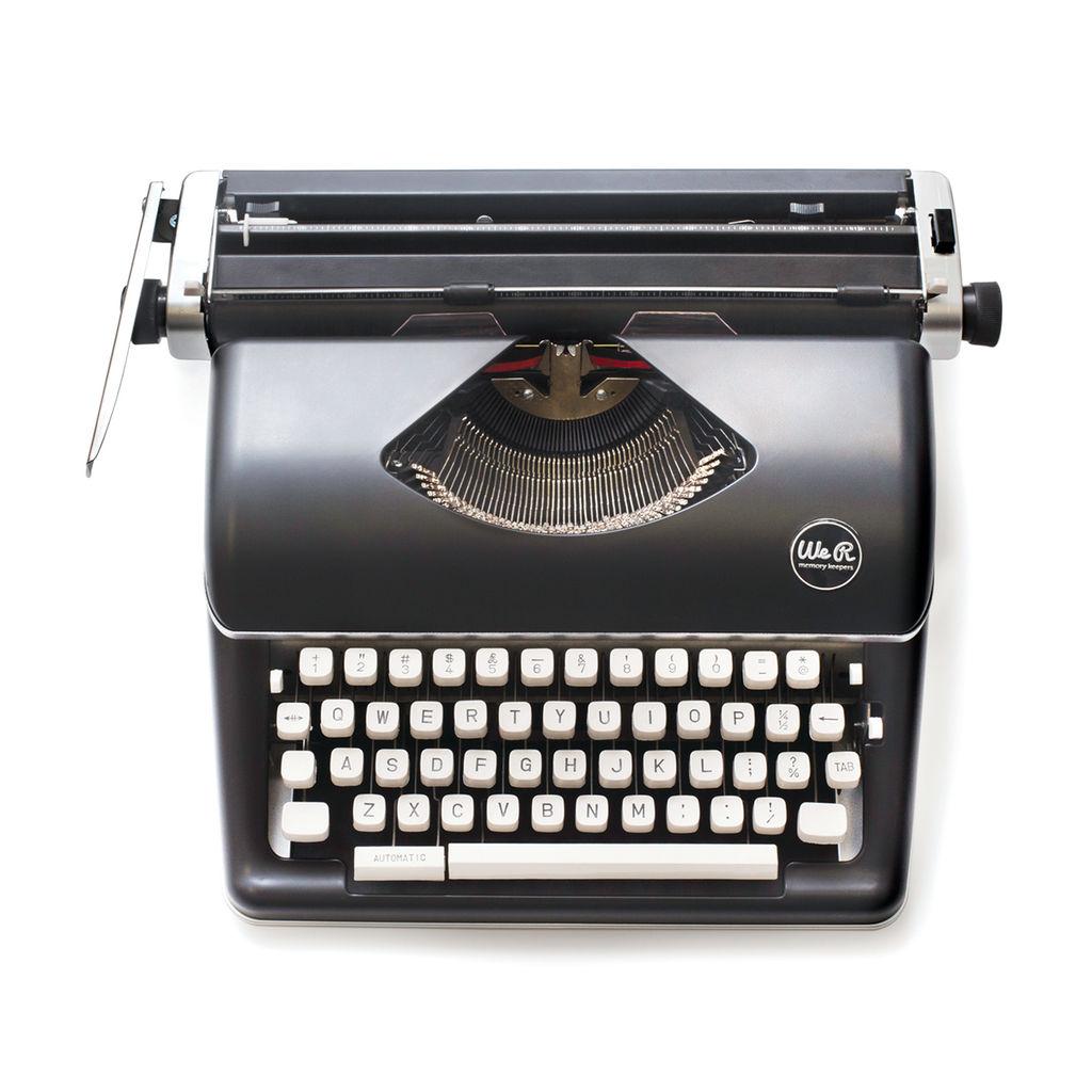 Nice wallpapers Typewriter 1024x1024px