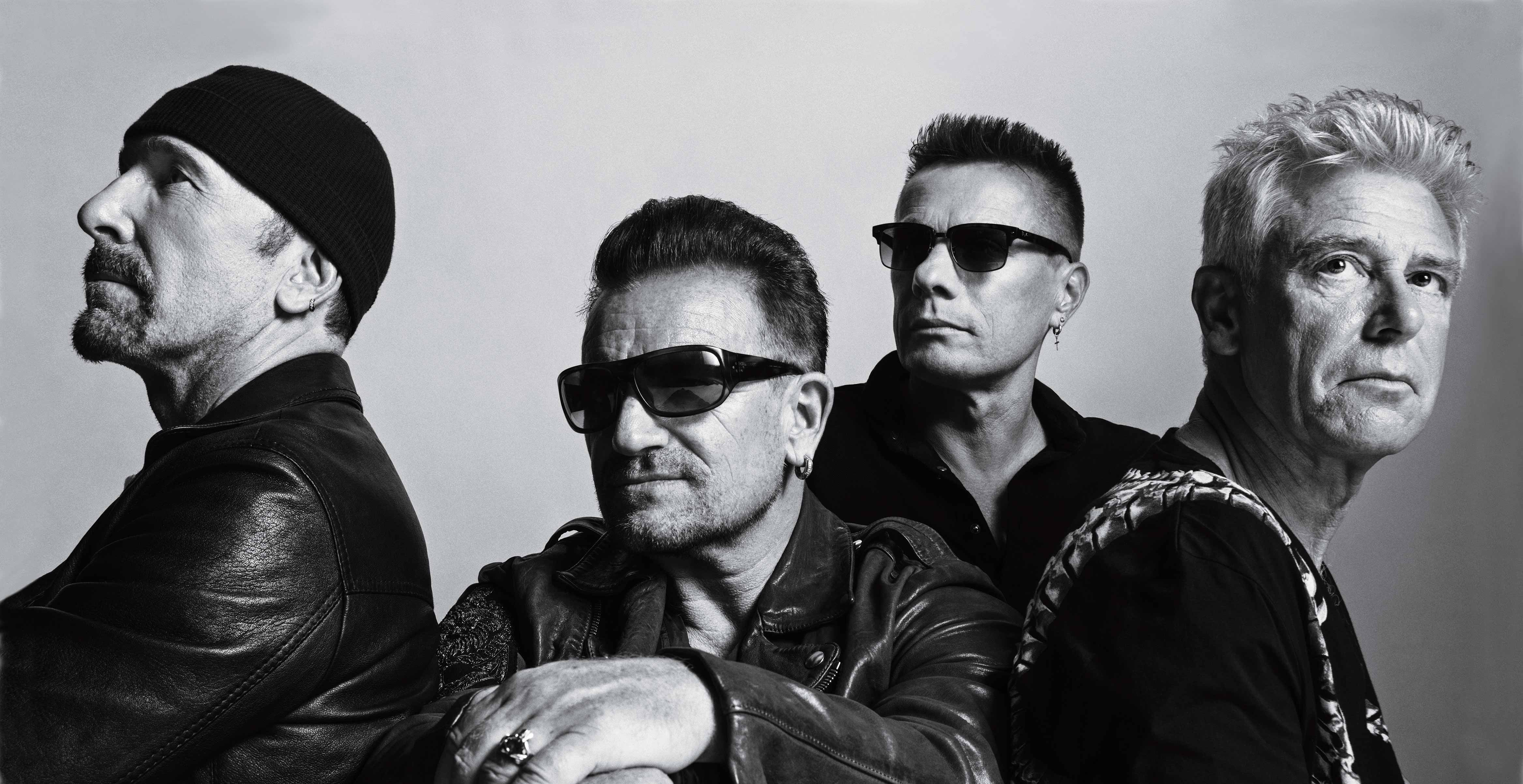 U2 Backgrounds on Wallpapers Vista