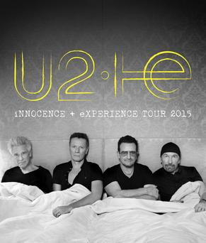 HQ U2: INNOCENCE + EXPERIENCE Wallpapers | File 33.32Kb