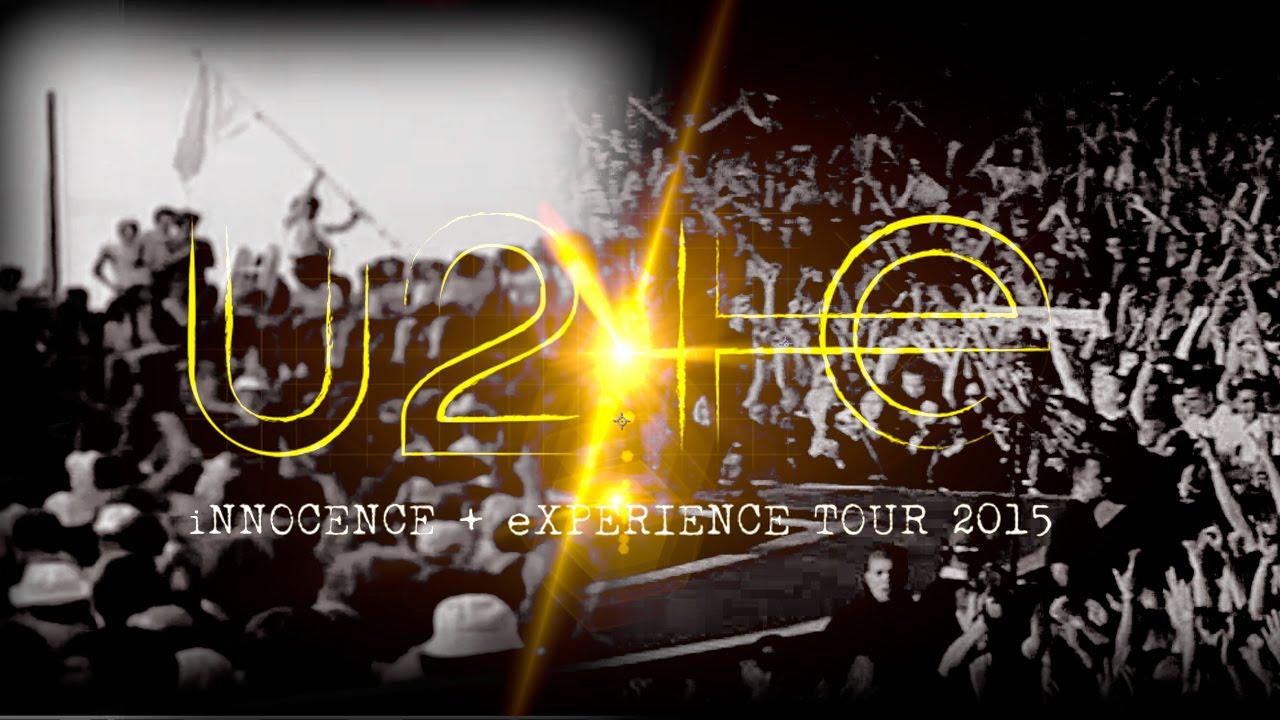 High Resolution Wallpaper | U2: INNOCENCE + EXPERIENCE 1280x720 px