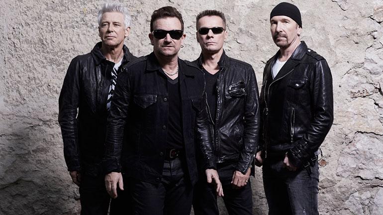 U2 Pics, Music Collection