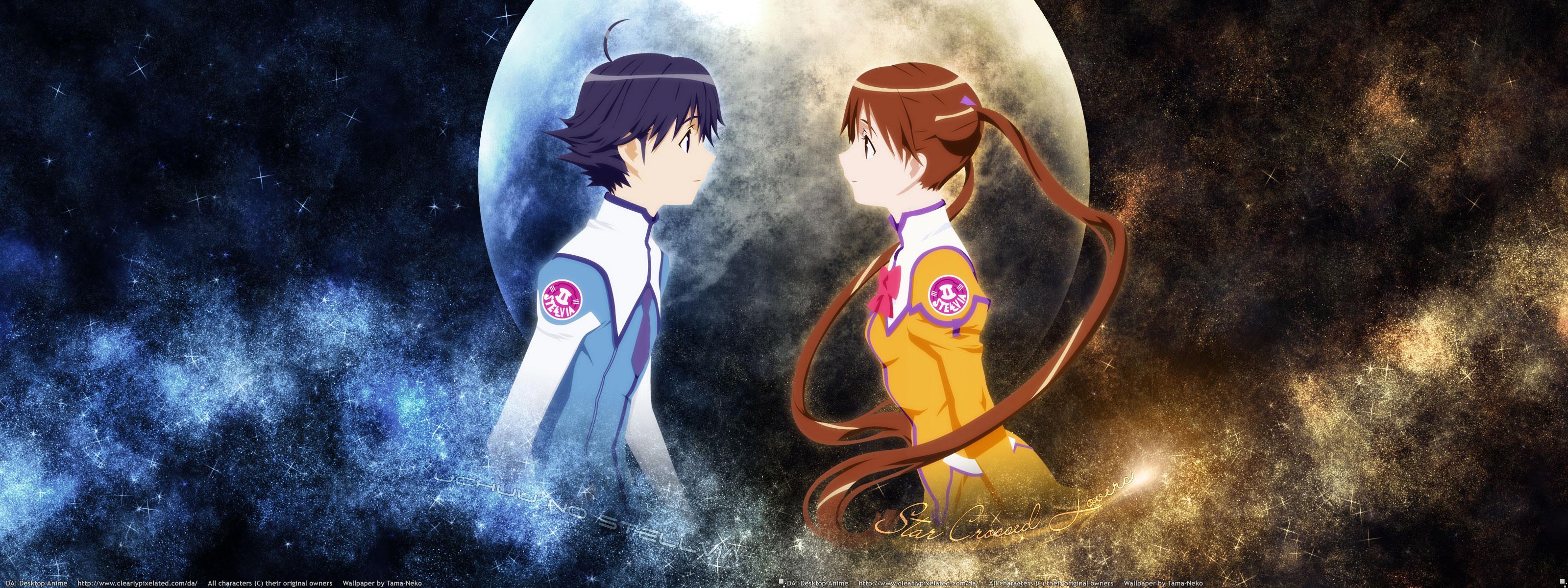 Uchuu No Stellvia Pics, Anime Collection