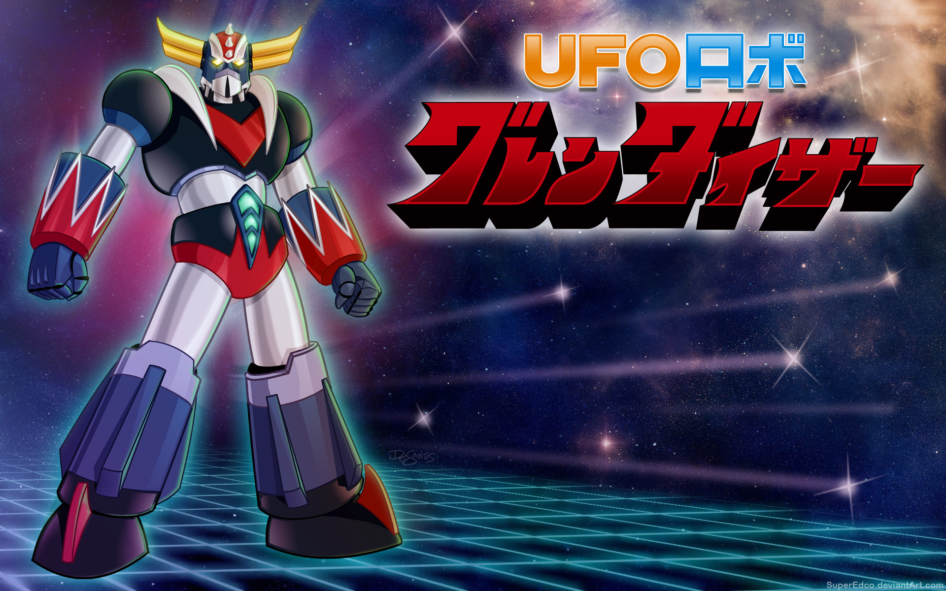 Images of Ufo Robot Grendizer | 1920x1200