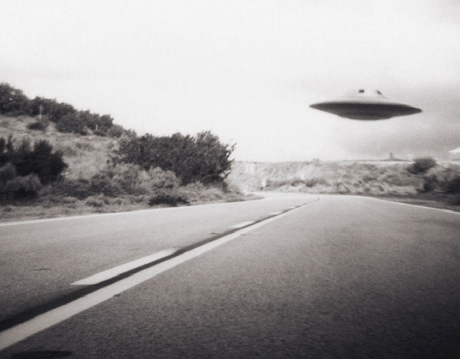 Nice wallpapers UFO 898x701px