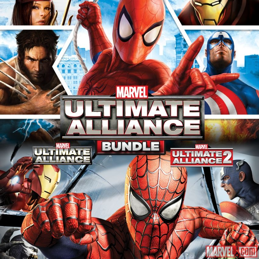 Marvel Ultimate Alliance wallpapers, Video Game, HQ Marvel
