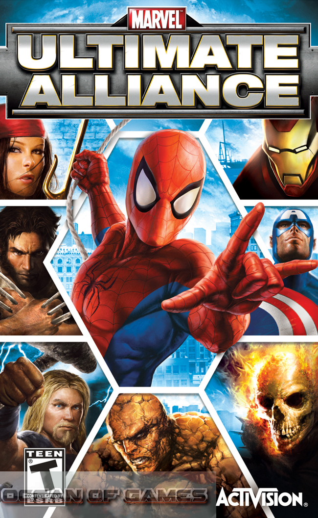 Marvel Ultimate Alliance Wallpapers Video Game Hq Marvel Ultimate Alliance Pictures 4k Wallpapers 2019