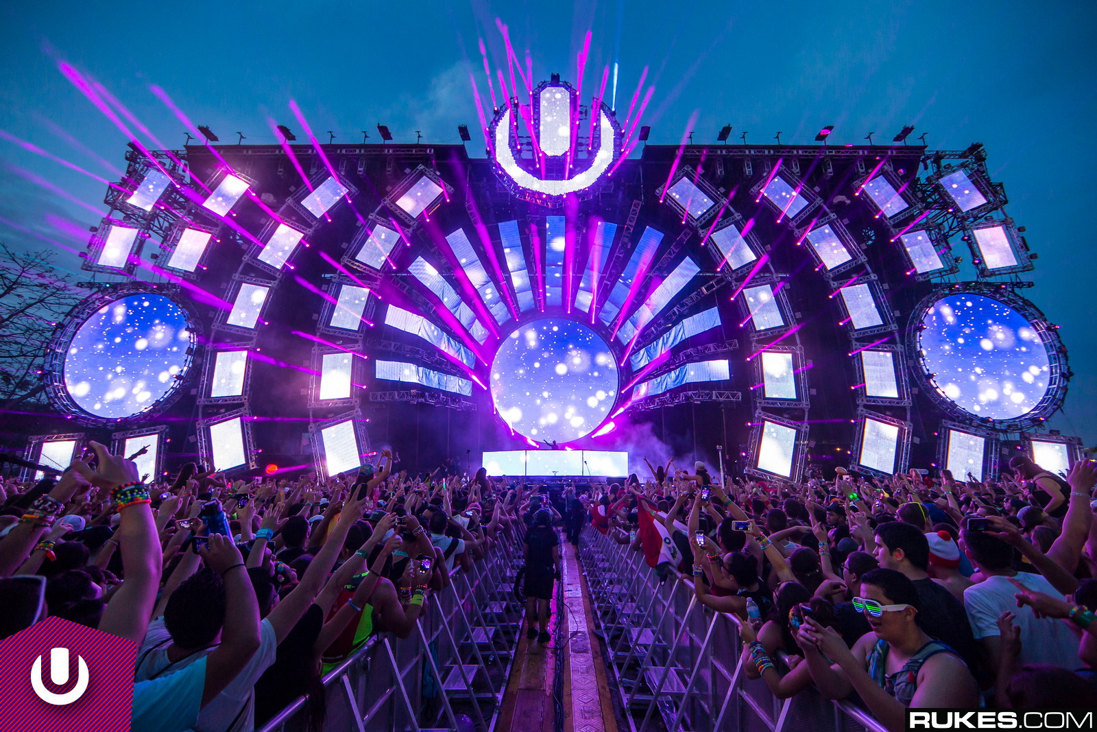 Ultra Music Festival Pics, Music Collection